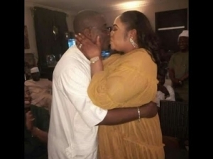 Video: Fuji Legend K1 De Ultimate Legally Marries On His 61st Birthday